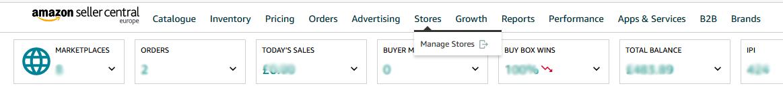 Amazon Brand Stores Chris Turton Ecommerce
